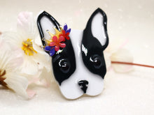 Vera Chan artist collaboration (Pre Order only) - Princess Frenchie brooch