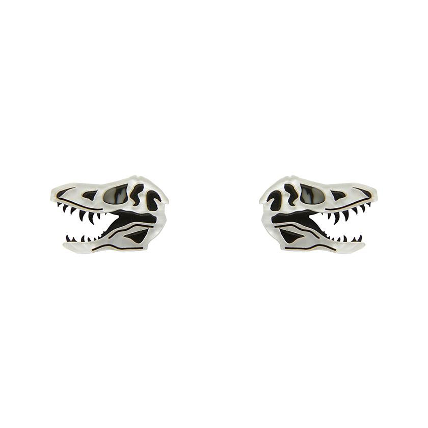 Erstwilder - Bad to the Bone Earrings