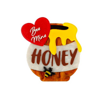 Erstwilder - BEE MINE, HONEY BROOCH