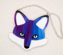 Deer Arrow - Florance the fox necklace