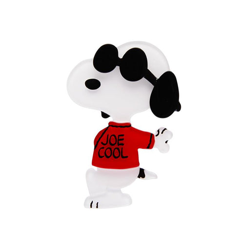 Erstwilder x The Peanuts - Joe Cool Brooch