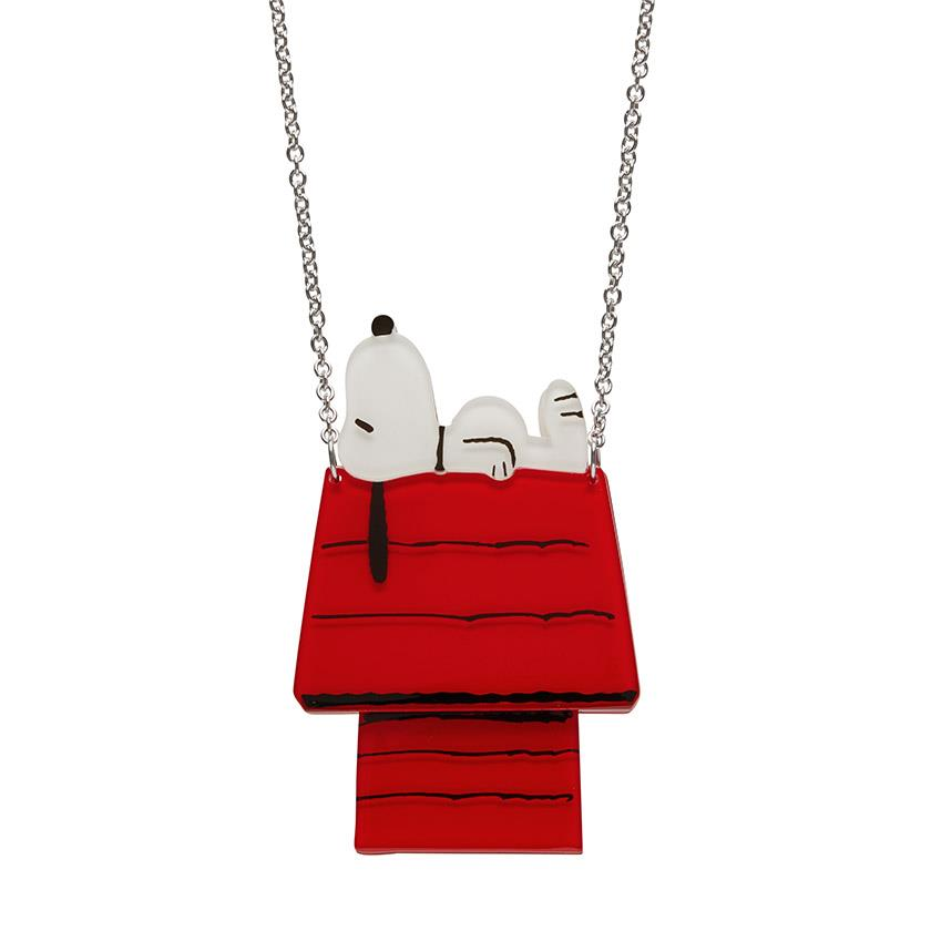 Erstwilder x The Peanuts - Nap Time Necklace