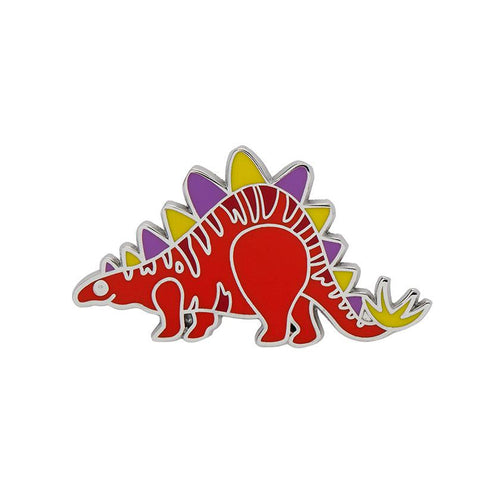 Erstwilder - Scotty Stegosaurus Enamel Pin