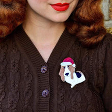 Erstwilder - BARNEY'S FIRST CHRISTMAS BROOCH