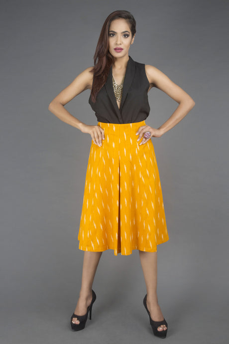 Classic Orange Skirt