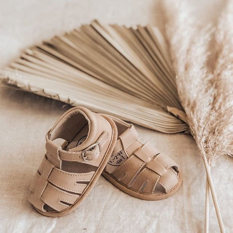 Little Mazoe's - Sand Sandals