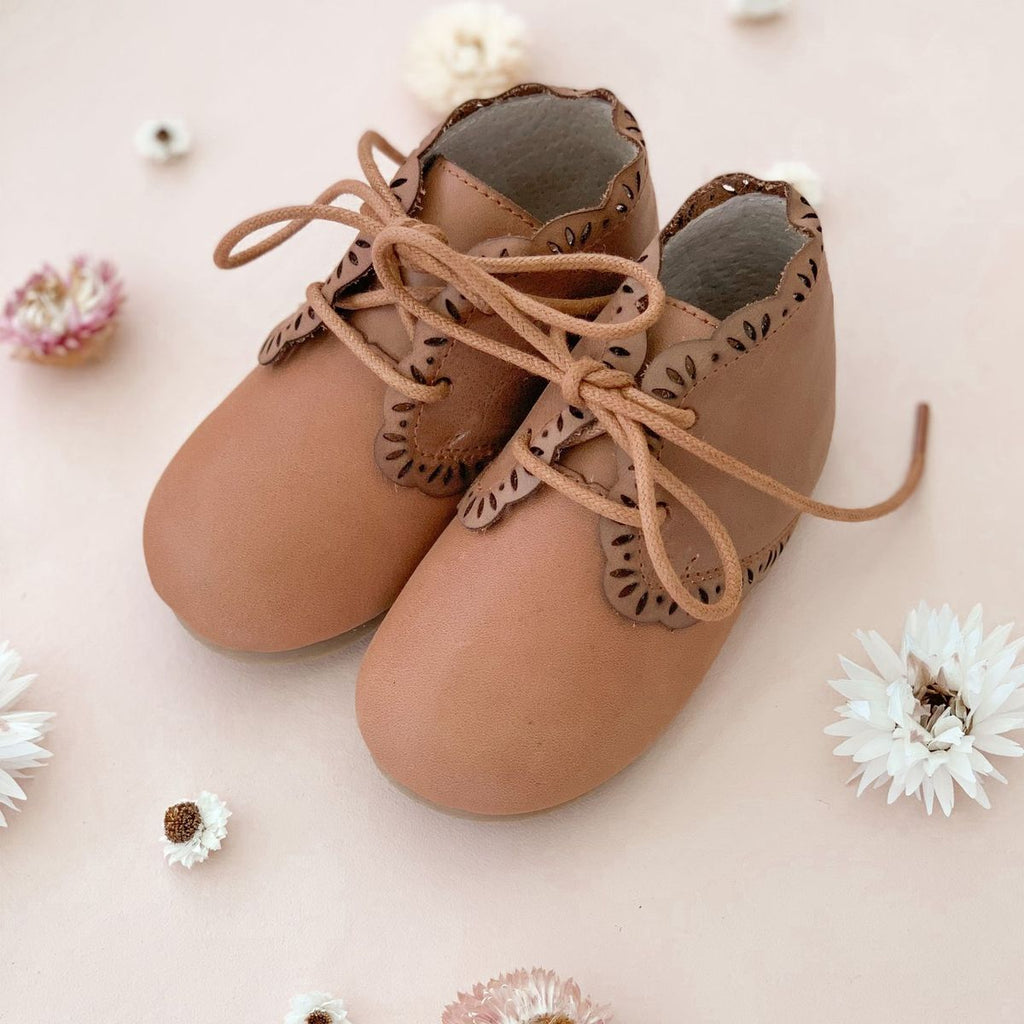 Little MaZoe's - Lily Boot with Frill