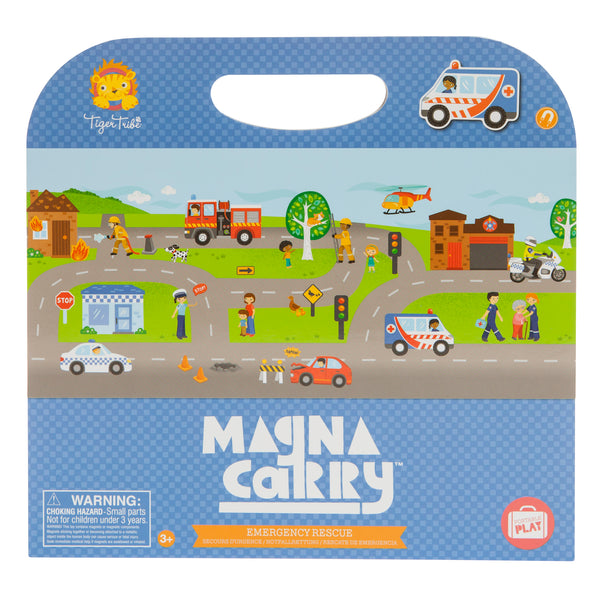 Tiger Tribe - Magna Carry Emergency Rescue
