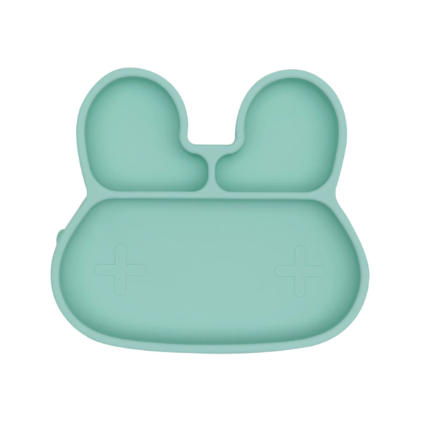 We Might Be Tiny - Stickie Plate Bunny (Minty Green) - My Sweet Fox