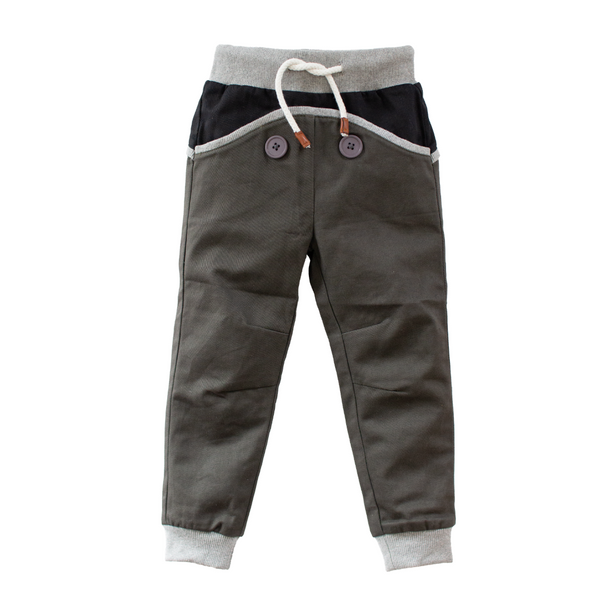 Wild Island Apparel - The Discoverer Pants - Charcoal
