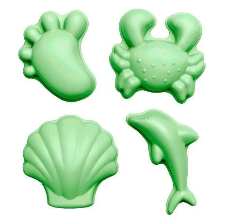 Scrunch Moulds - Light Green