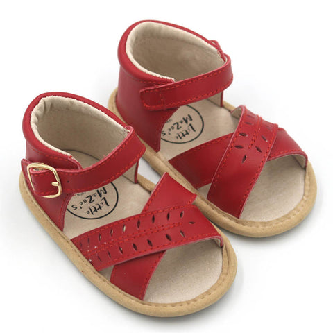 Little Mazoe's - Christmas Collection (Red)