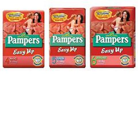 PAMPERS EASY UP XL 26 PEZZI