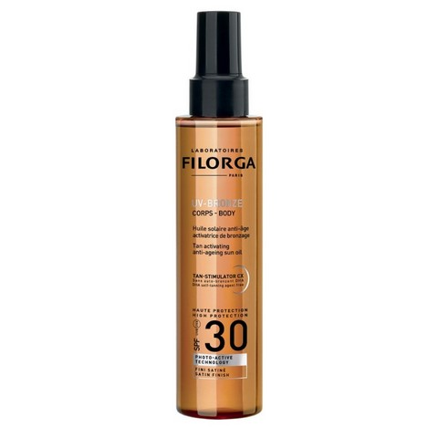 FILORGA UV BRONZE BODY OLIO SPF30