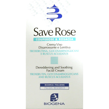 SAVE ROSE CREMA ANTICOUP 50ML