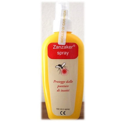 ZANZAKER SPRAY REPELLENTE ANTIZANZARE 150ML
