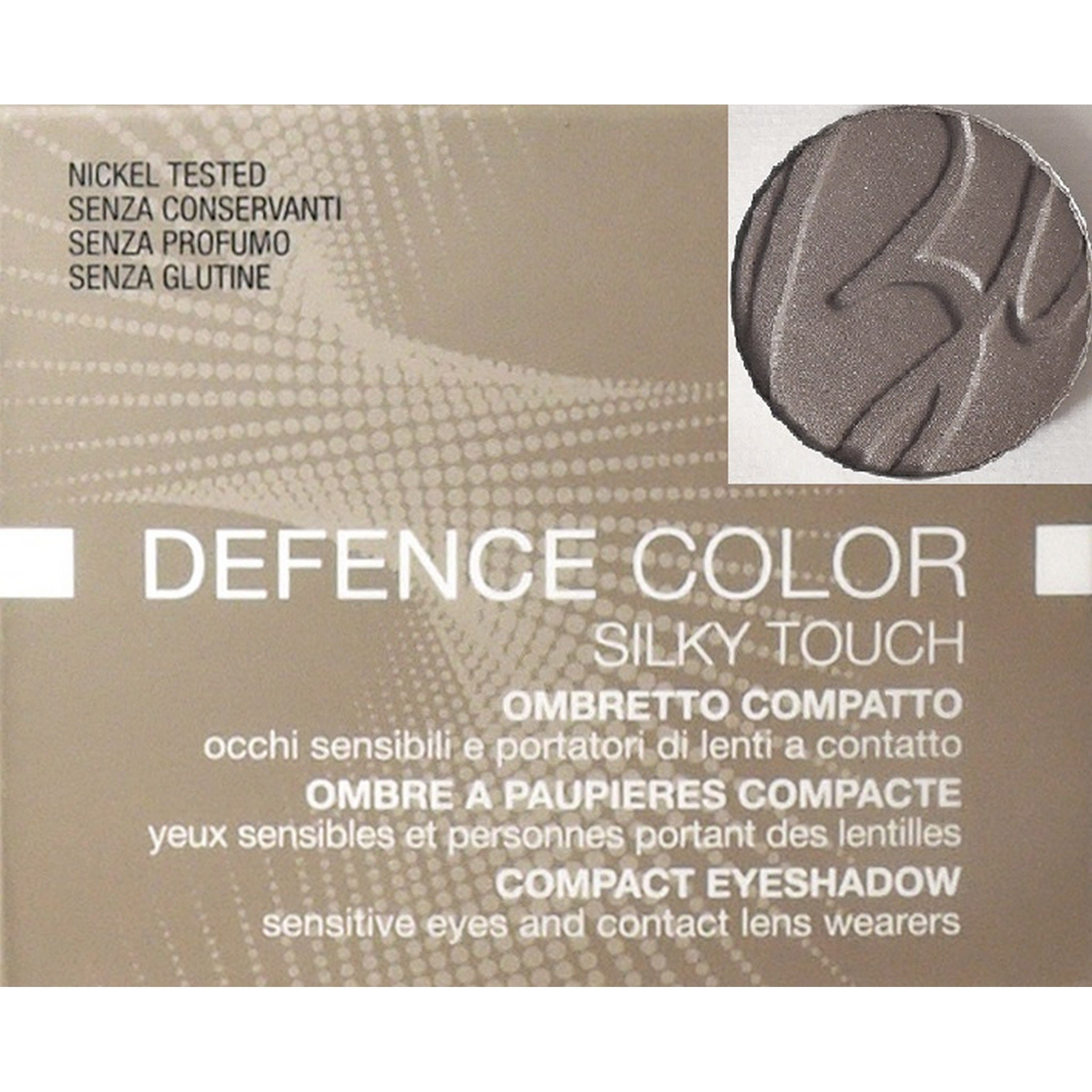 DEFENCE COLOR OMBRETTO TAUPE 411