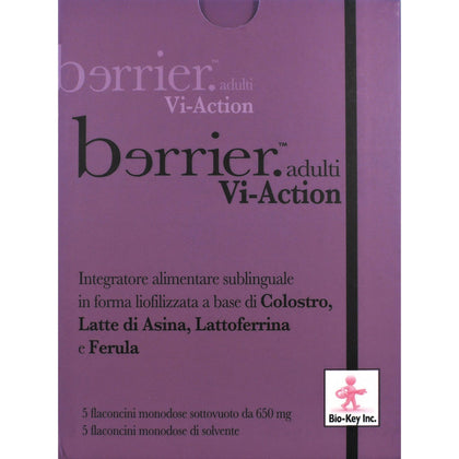 BERRIER VI-ACTION ADULTI