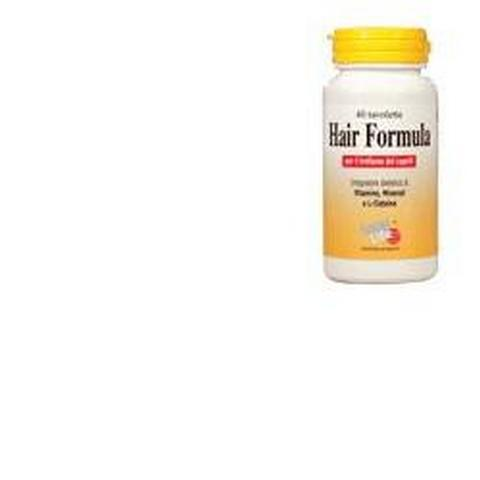 LONGLIFE HAIR FORMULA 60TAV