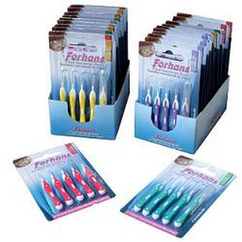 FORHANS TRAVEL INTERD BRUSH1,3