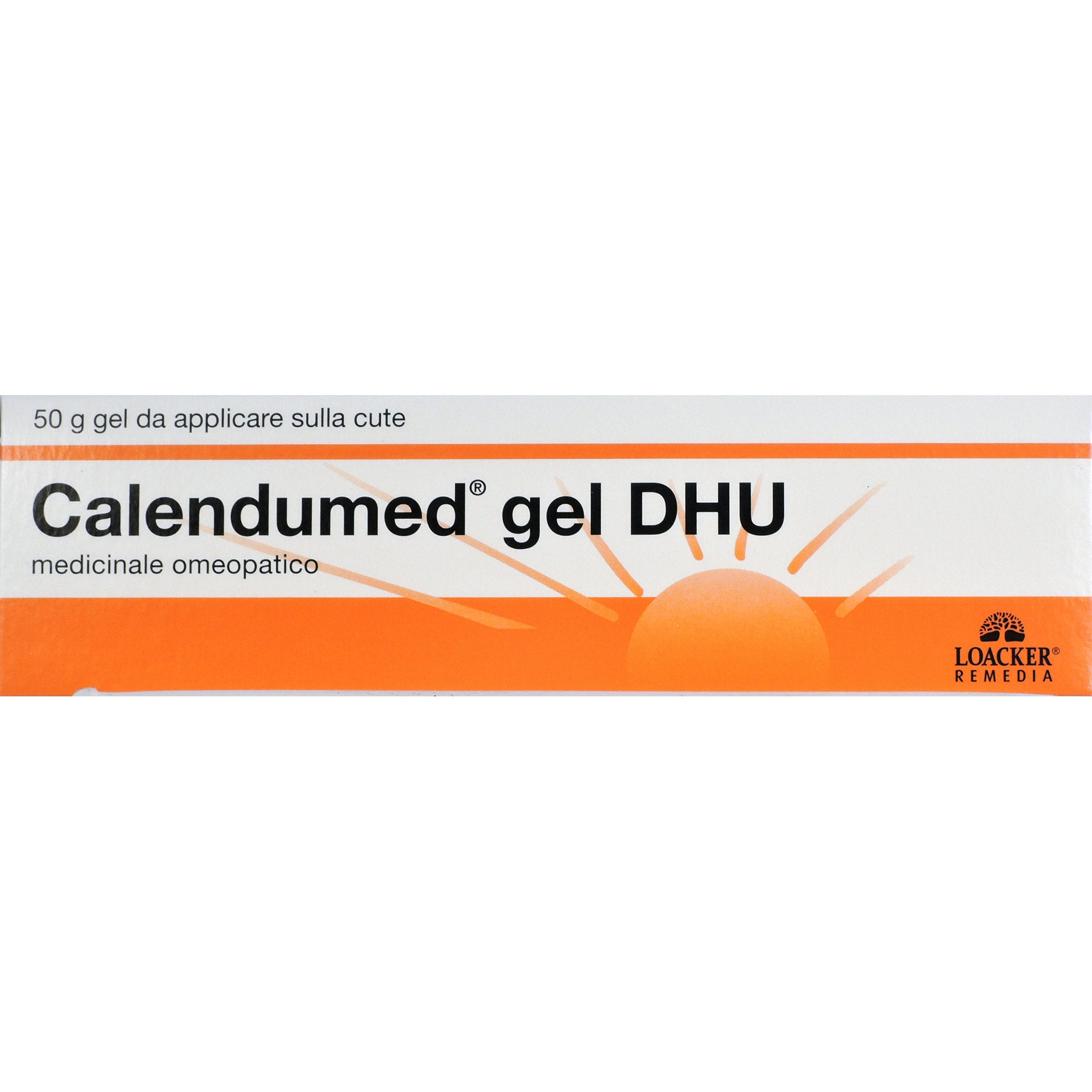 CALENDUMED 50G GEL DHU