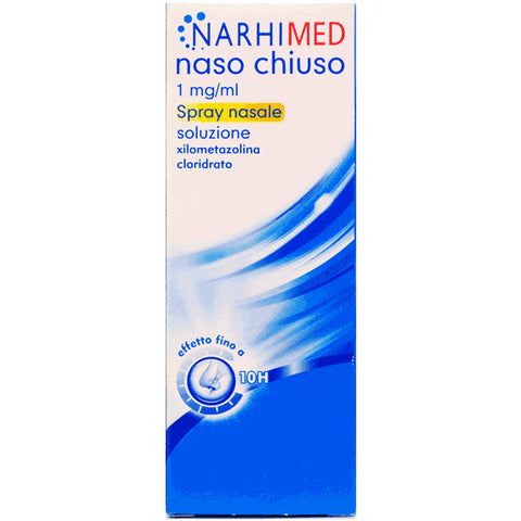 NARHIMED NASO CHIUSO ADULTI SPRAY