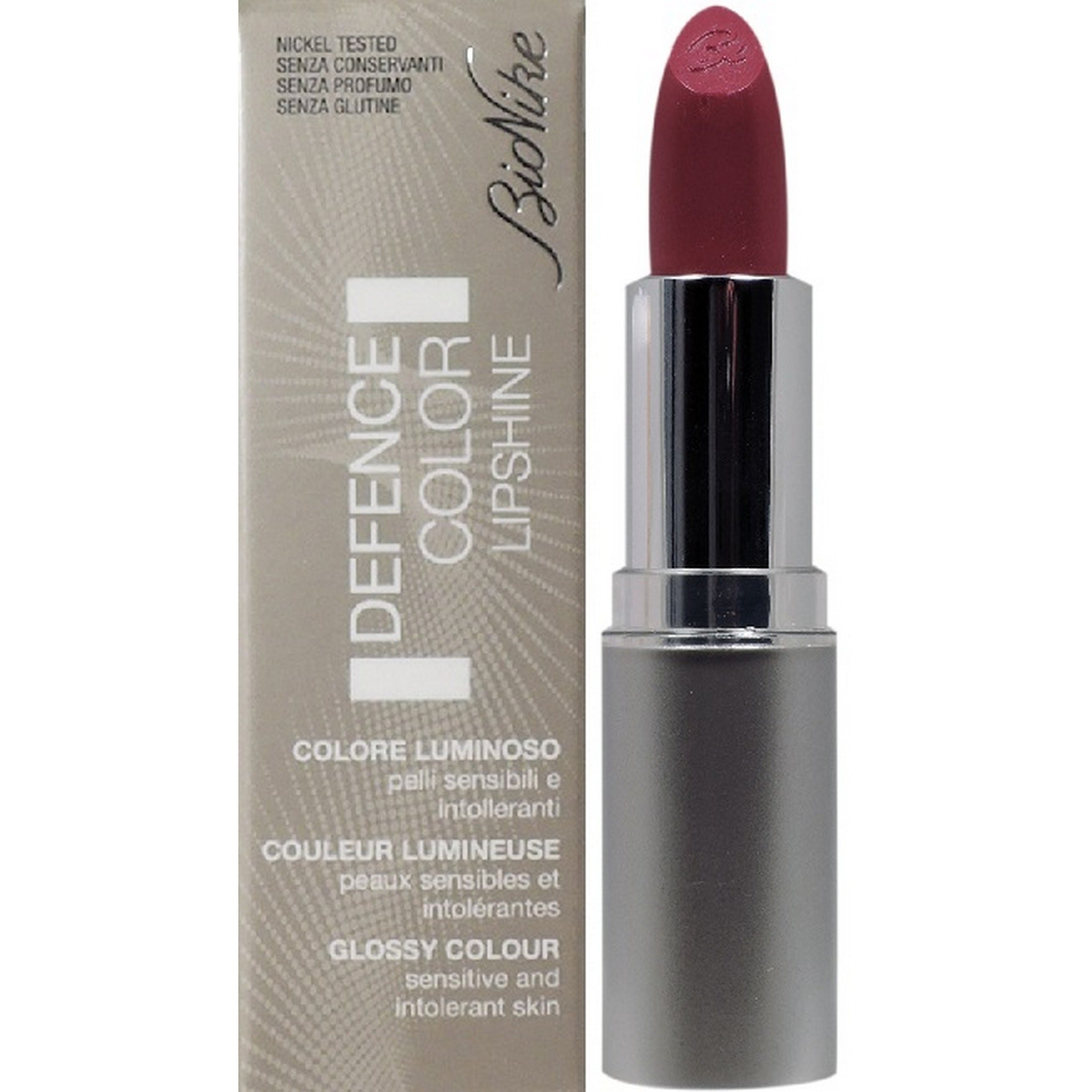 DEFENCE COLOR ROSSETTO LIPSHINE206