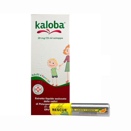 KALOBA SCIROPPO 100ML 20MG/7,5ML