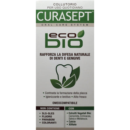 CURASEPT COLLUTORIO ECOBIO 300ML