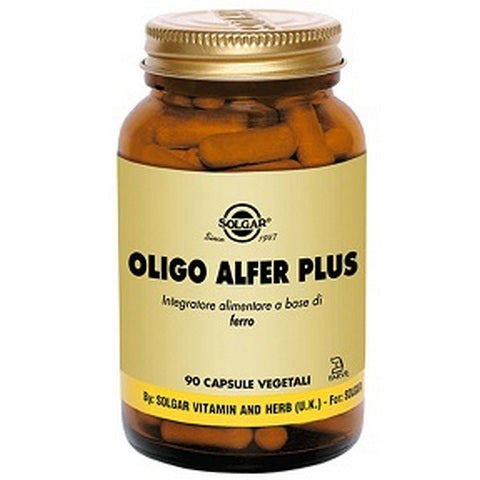 OLIGO ALFER PLUS 90 CAPSULE VEG