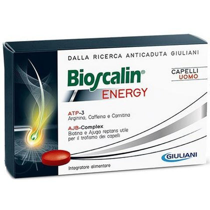 BIOSCALIN ENERGY 60 COMPRESSE PROMO:2019
