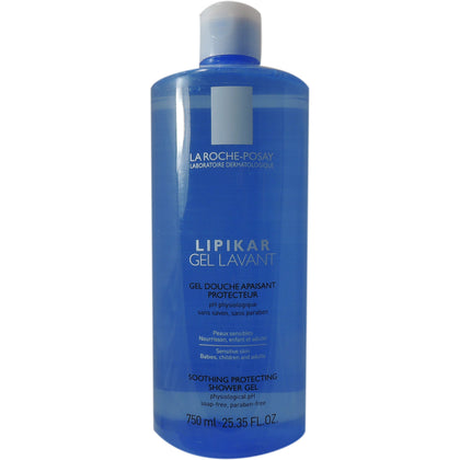 LIPIKAR GEL LAVANTE 750ML