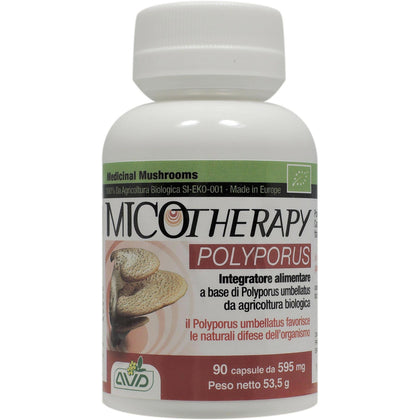 MICOTHERAPY POLYPORUS 90 CAPSULE