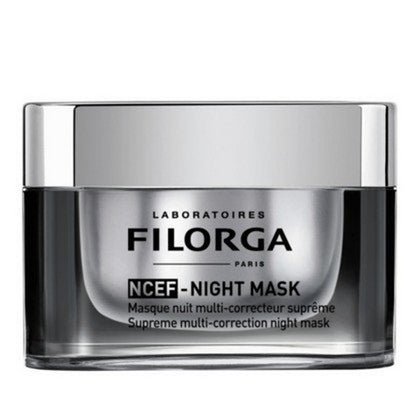 FILORGA NCEF NIGHT MASK MUTI CORRETTRICE SUPREMA 50 ML