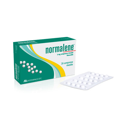 NORMALENE 20 COMPRESSE RIVESTITE 5MG