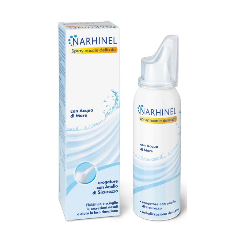 NARHINEL SPRAY NASALE DELICATO 100 ML