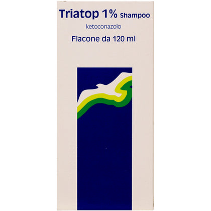 TRIATOP SHAMPOO 100ML 10MG/G