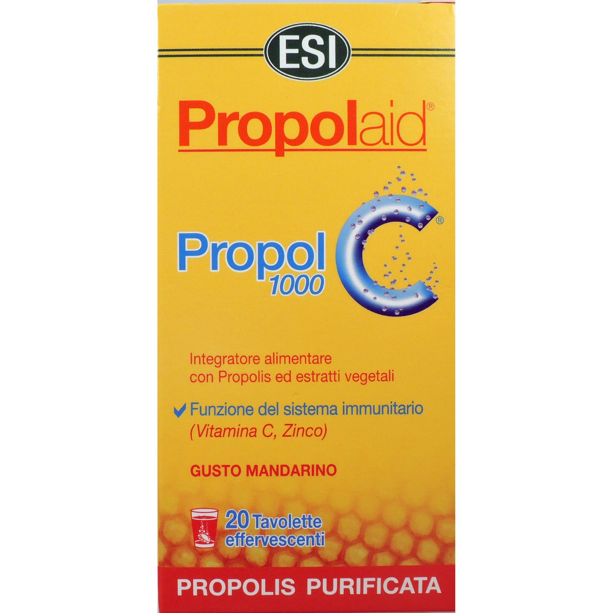PROPOLAID PROPOL C 1000ML EFFERVESCENTE