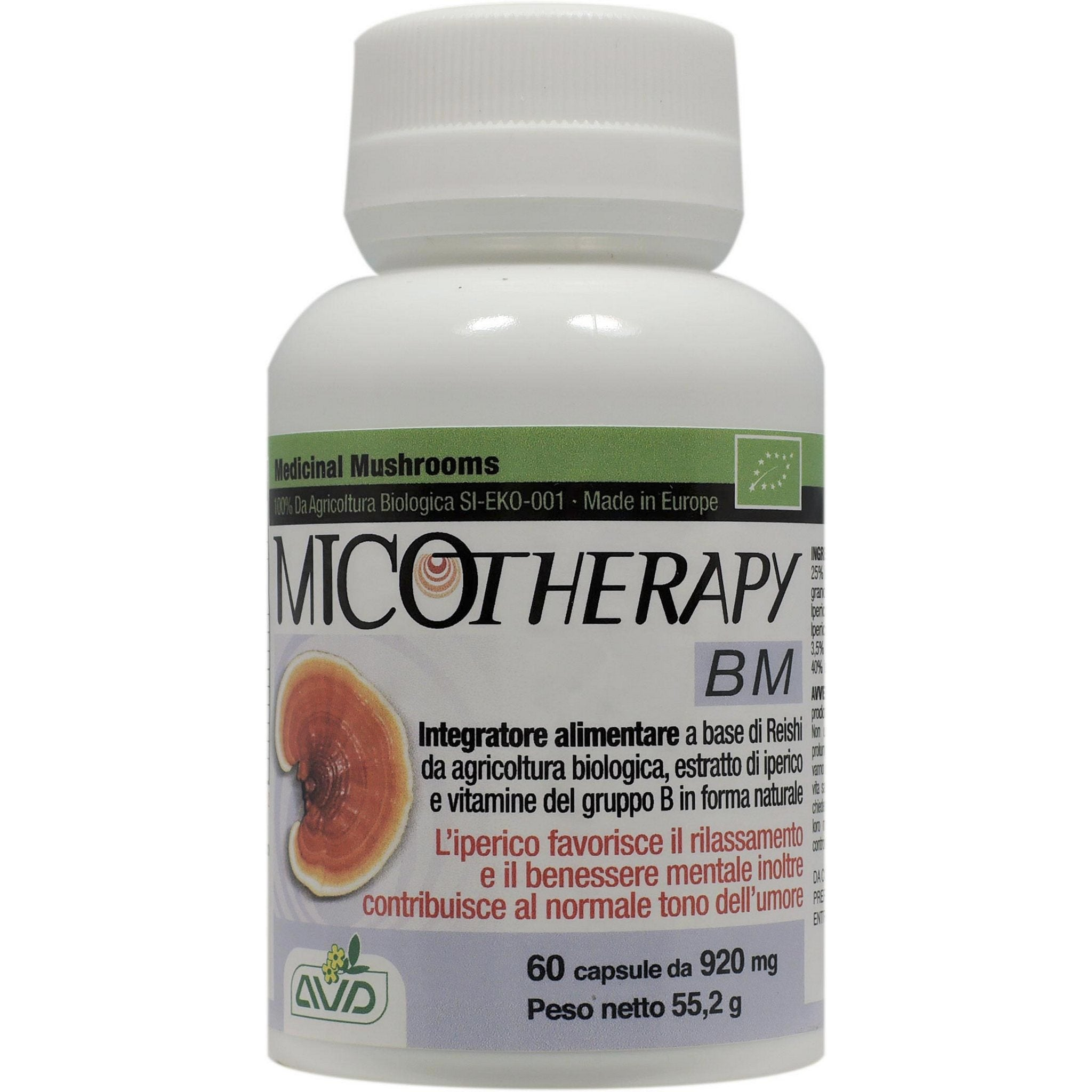 MICOTHERAPY BM 60 CAPSULE