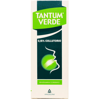 TANTUM VERDE COLLUTORIO 240ML0,15%