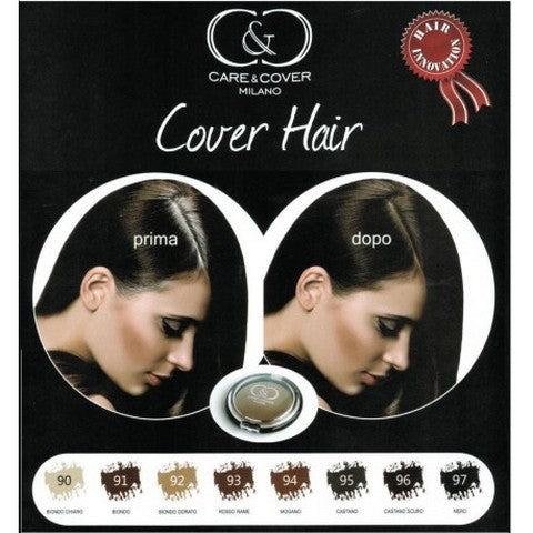 C&C COVER HAIR N95 CASTANO
