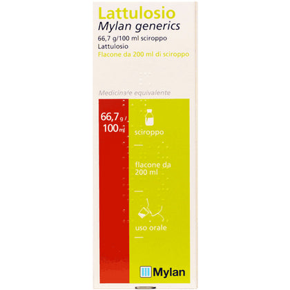 LATTULOSIO MYLAN 200ML 66,7%