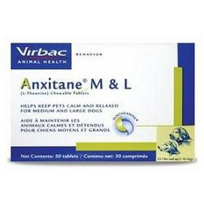 ANXITANE M/L SUPPL NUTR 30 COMPRESSE