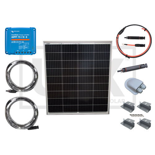 Complete Marine Solar Kits -100 to 400 Watt