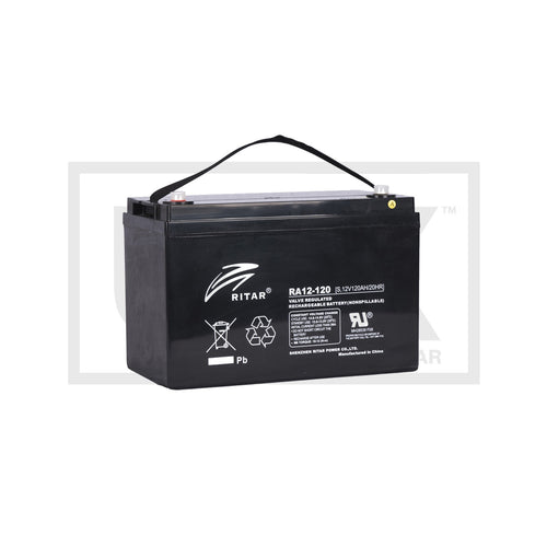 Ritar 12V Deep Cycle AGM Batteries