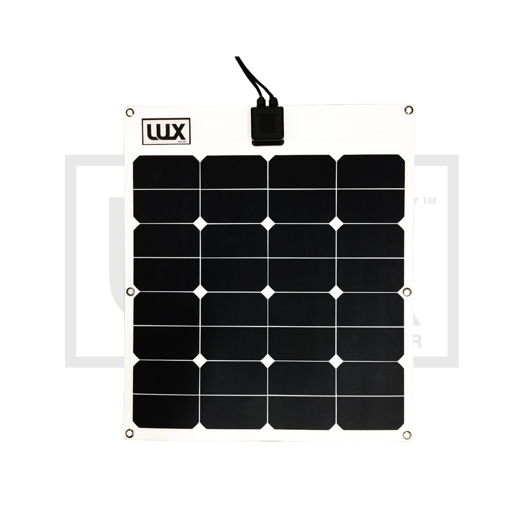 Flexible Solar Panel - GEN III 54 watt by LUX Solar