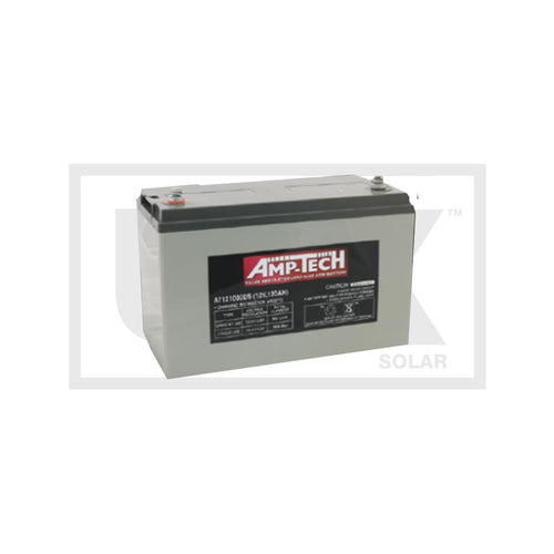 AMP-Tech - Deep Cycle Battery - AT12900DS