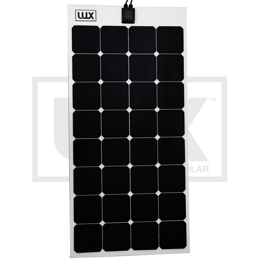 CLEARANCE!! Flexible Solar Panel - GEN III 108 watt by LUX Solar