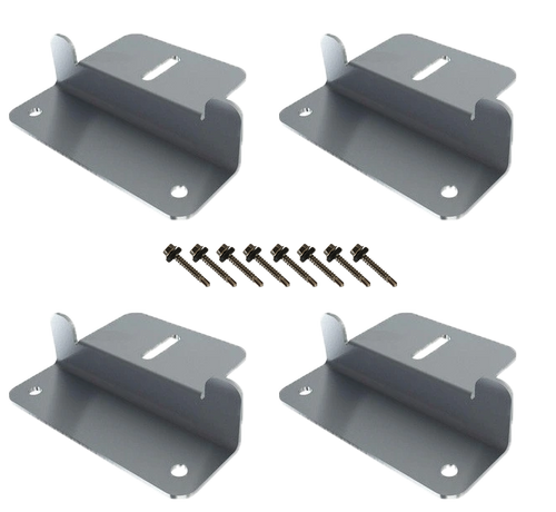 LUX Solar Z Bracket Solar Mounting Kit