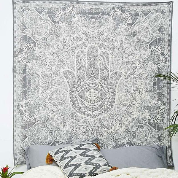 Mandala Table Picnic Cloths Beach Hippie Tapestry
